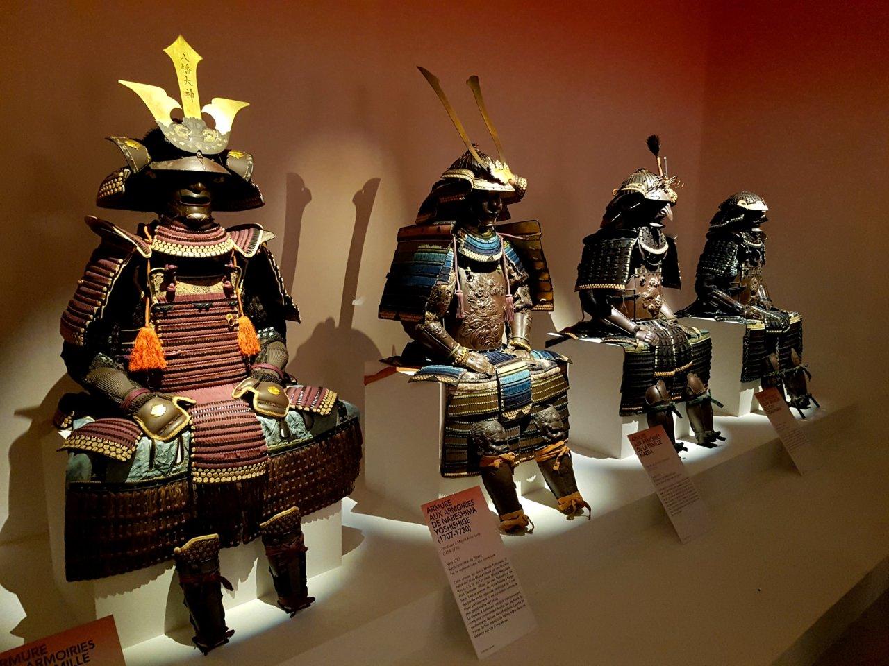 Expo : Seigneurs de la Guerre au Japon –Daimyo