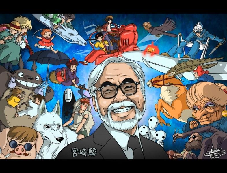 Avant-première française : documentaire Hayao MIYAZAKI et NHK WorldJapan