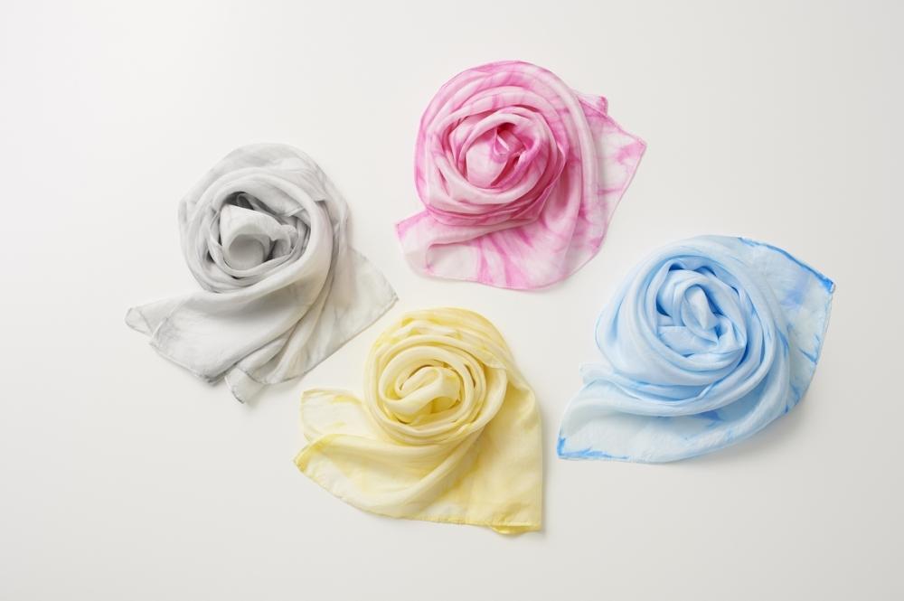 Bikyo - foulard shibori - 1 - DENSAN - bd.jpg
