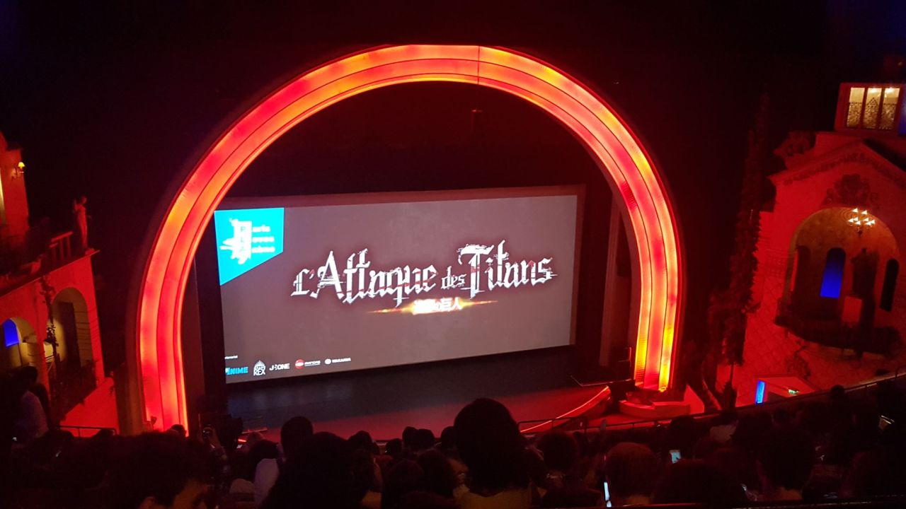 L'Attaque des Titans Film 3 – 進撃の巨人~覚醒の咆哮