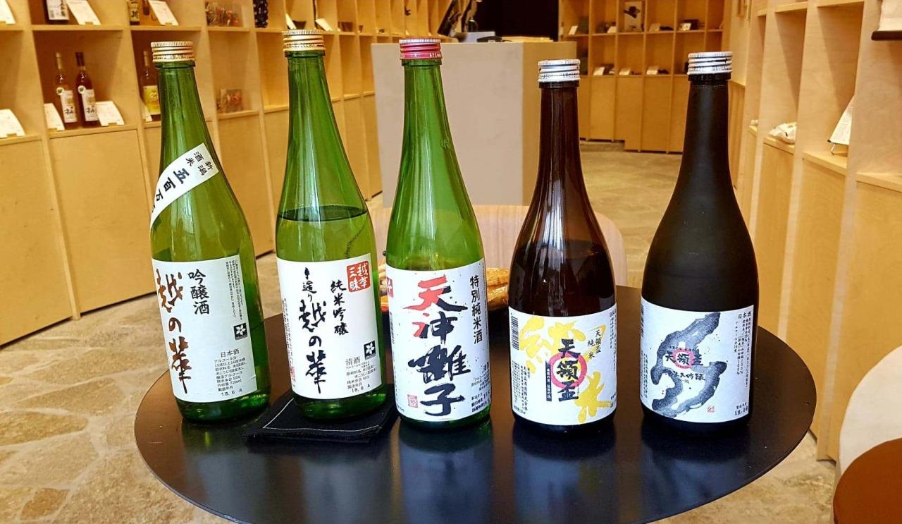 Boutique de sake – Kinasé ~お酒
