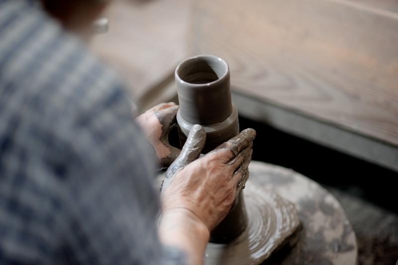 céramique de Bizen Daikura - DENSAN - Maison Wa - bd 3