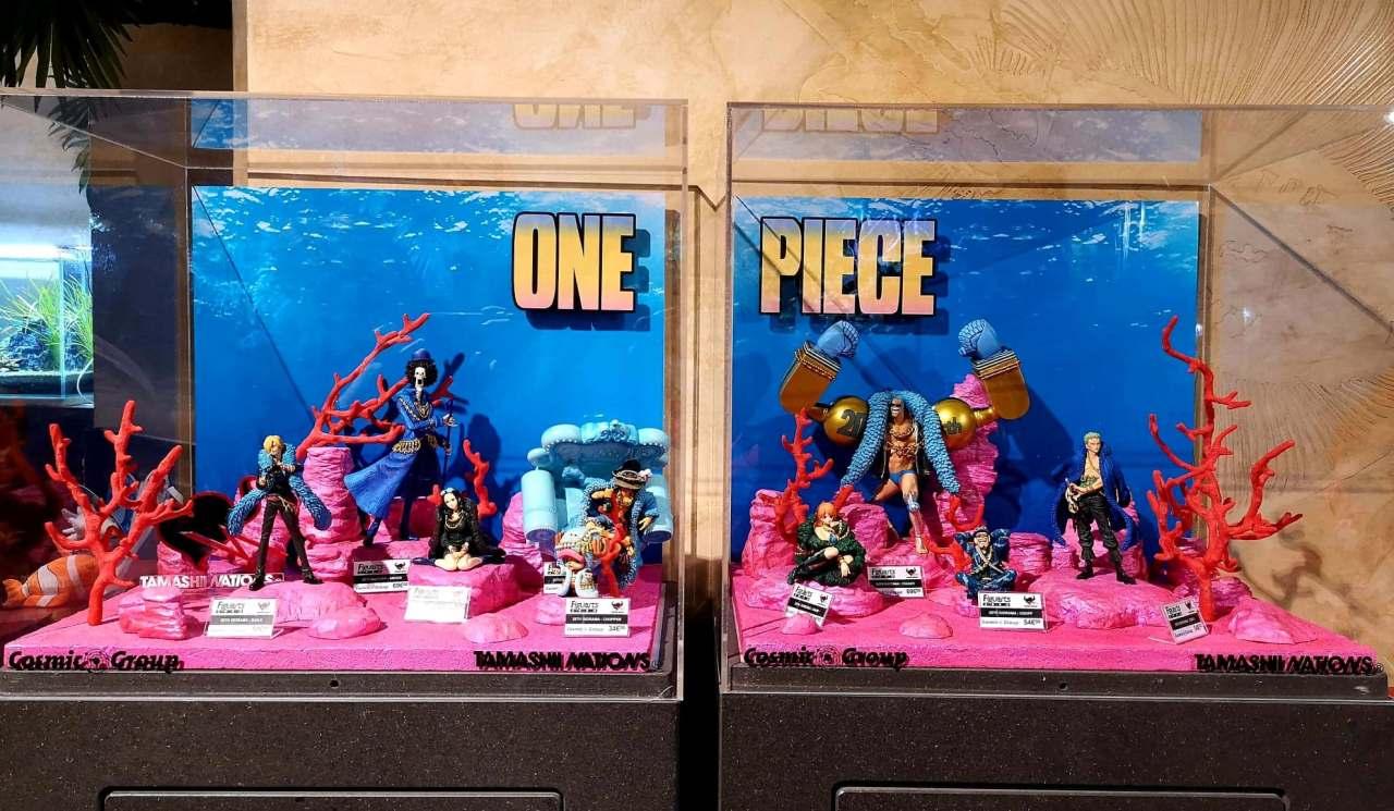 One Piece à l'Aquarium deParis!
